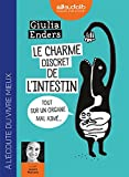 Le Charme discret de l'intestin - Livre audio 1 CD MP3