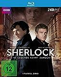 Sherlock - Staffel 3 [Blu-ray]