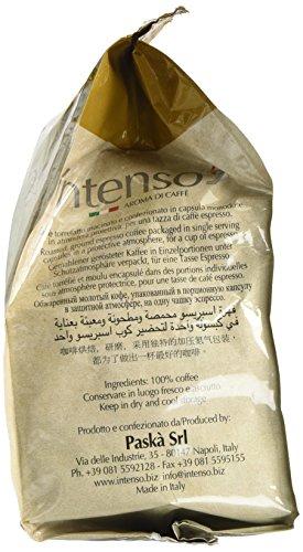 Intenso Aroma di caffè 120 Capsule compatibili Nespresso - Miscela Arabica