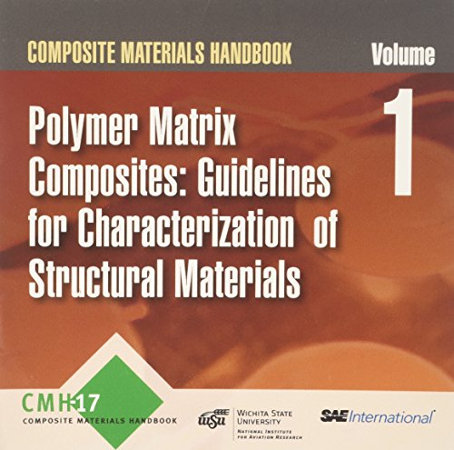 Polymer Matrix Composites: Guidelines for Characterization of Structural Materials