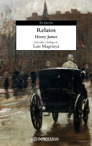 Relatos (CLASICOS) por Henry James