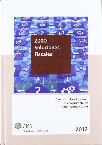 2000 soluciones fiscales 2012
