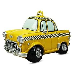 tirelire new york taxi jaune cab taxispardose taxikasse reisekasse 21 x 14 cm. Black Bedroom Furniture Sets. Home Design Ideas