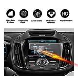 Gehärtetes Glas Schutzfolie 8 Zoll für das Navigationssystem von Ford Kuga MK 2(2012-2017)(SYNC 2/3)unsichtbare Displayschutzfolie Schirmfolie Glasfolie Klarsichtfolie-RUIYA
