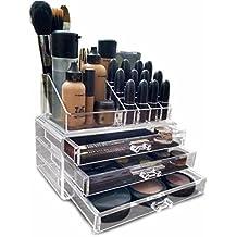 rangement maquillage. Black Bedroom Furniture Sets. Home Design Ideas