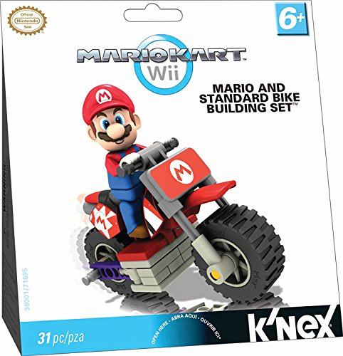 Imagen principal de Nintendo A71518L - Accesorio Mario Luigi