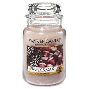 Yankee Candle-Kerze im Glas