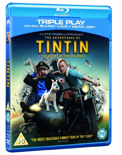 Adventures Of Tintin: The Secret Of The Unicorn - Triple Play  [Edizione: Regno Unito]