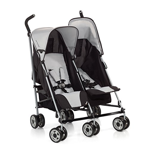 Hauck Kinderwagen Turbo 11 Duo H-Grey