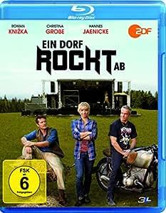 Ein Dorf rockt ab [Blu-ray]