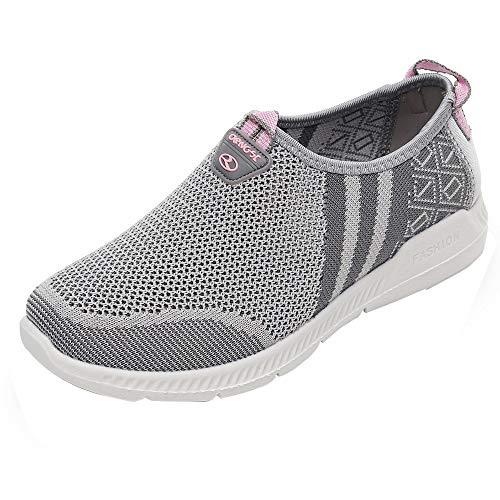 save off 4a4bd 7f922 POLP Calzado Zapatos Deportivos Casual Zapatillas de Running para Mujer  Transpirable Sports Zapatillas para Athletic Sports