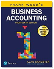 Frank Wood\'s Business Accounting Volume 1