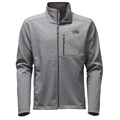 The North Face Men's Apex Bionic 2 Jacket - TNF Mid Grey Heather & TNF Mid Grey Heather - XXL -