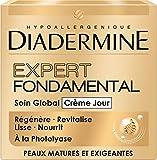 Diadermine - Expert Fondamental - Crème de Jour Anti-âge - Pot 50 ml