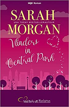 Vlinders in Central Park van [Morgan, Sarah]