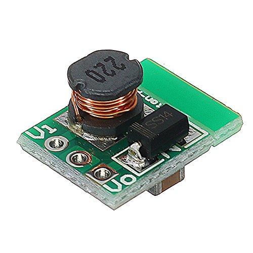 MYAMIA 1.5 V 1.8 V 2.5 V 3V 3.7 V 4.2 V 5V Bis 3.3 V Dc-Dc Boost Converter Module Board Buck-boost-controller