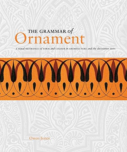 The grammar of ornament par Owen Jones