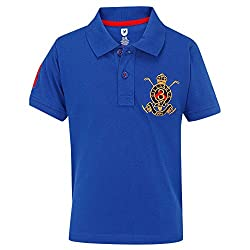 612 League Boys T-Shirt (ILW17I16007H_Royal_4-5 Years)