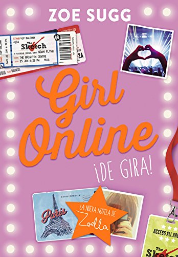 Girl Online 2: ¡De gira! par Zoe Sugg