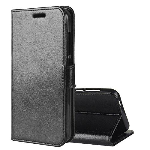 Leder Brieftasche Case für Doogee Mix Lite Leder Brieftasche Case, G-Hawk® Keine Verschmutzung TPU + PU Leder Hülle Flip Tasche Schutzhülle Case