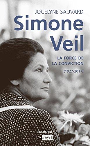 Simone Veil, la force de la conviction