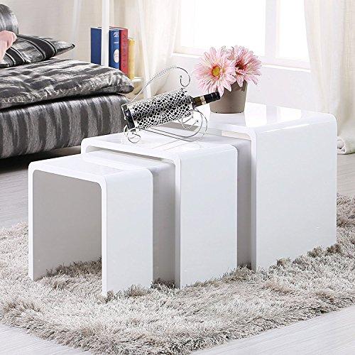 couchtisch 3er set bestseller shop f r m bel und einrichtungen. Black Bedroom Furniture Sets. Home Design Ideas