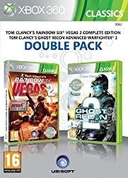 Rainbow Six Vegas 2 & Ghost Recon Advanced Warfighter 2 (Double Pack)