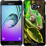 Coque pour Samsung Galaxy A3 2016 (SM-A310) - Reptile Exotique by WonderfulDreamPicture