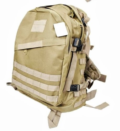 Militär Rucksack Angriff Molle 35L US-Flecktarn, AT- digitaltarn, Sandgelb, Schwarz Militär Sandgelb