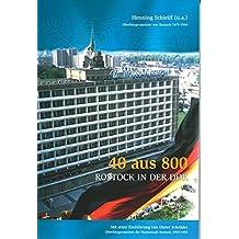 40 aus 800: Rostock in der DDR