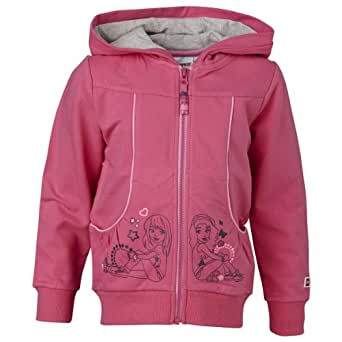 Lego Wear - Sweat-Shirt Fille - Rose - Rosa (Pink) - FR : 12 Ans (Taille Fabricant : 152) (Brand size : 152)