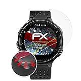 atFoliX Schutzfolie passend für Garmin Forerunner 235 Folie, entspiegelnde & Flexible FX Bildschirmschutzfolie (3X)