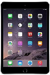 "Apple iPad mini 3, 7,9"" mit WiFi, 64 GB, 2014, Space Grau"