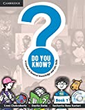 Do You Know? A Course in General Knowledge and Life Skills Book 1 (with CD-ROM)