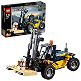 LEGO UK 42079 Heavy Duty Forklift Technic