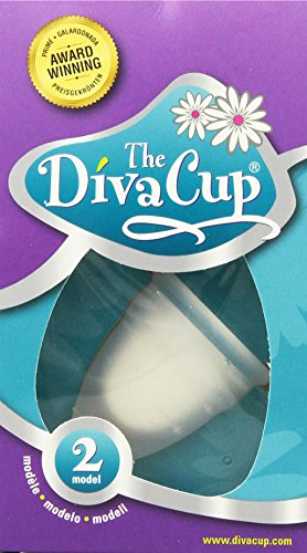 Divacup Model 2 (2 Pack) by Diva Cup