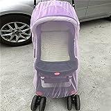 Baby Moskitonetz für Kinderwagen Crib Pack und Play Stubenwagen Laufgitter Großer ausreichend, viele Doppel Kinderwagen großes ausreichend, vielen Doppel Kinderwagen