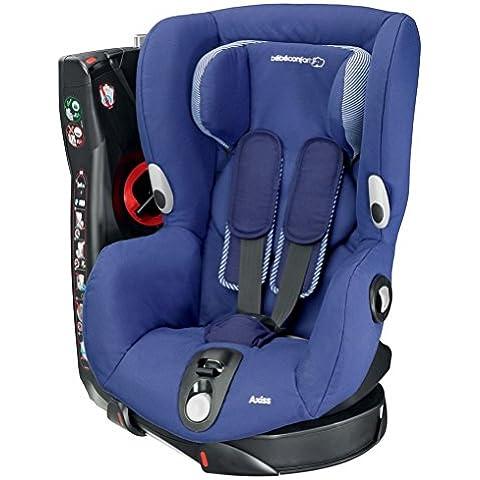 Bébé Confort Axiss - Silla de coche, grupo 1, color azul