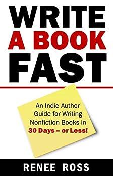 write a book in 30 days