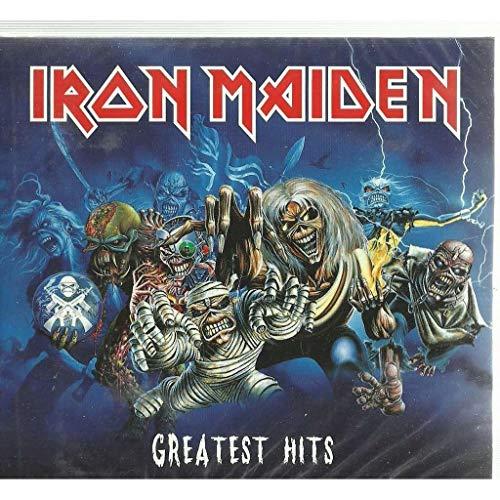 IRON MAIDEN Greatest Hits DOPPEL CD in digipak [Audio CD]