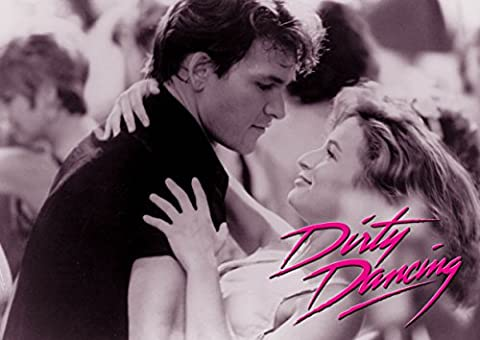 dirty dancing poster # 13 - patrick swayze - movie classic - A3 Poster