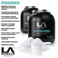 LA Muscle Possessed: Supplément pré-entraînement 500g. Le complément de pré-entraînement le plus puissant, la...
