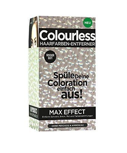 Colourless Haarfarben-Entferner Max Effect, 1 Stück