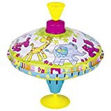 Goki 53835 - Trottola per bambini, collezione Susibelle