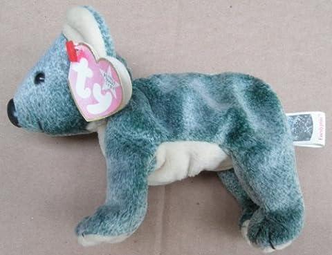 TY Beanie Babies Eucalyptus the Koala Bear Plush Toy Stuffed Animal by G110377289