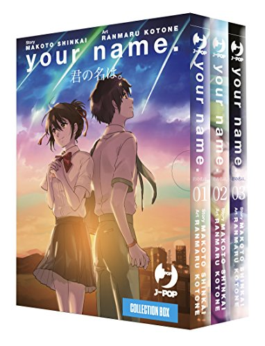Your name. Collection box