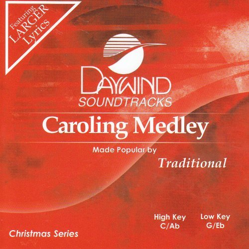 Caroling Medley (Silent Night O Little Town Of Bethlehem Joy To The World O Come All Ye Faithful) [Accompaniment/Performance Track] by Traditional