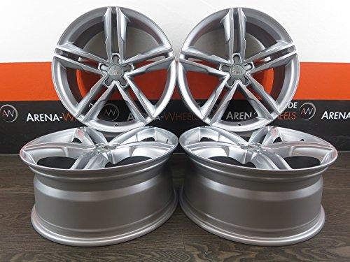 Volkswagen Eos Golf V, VI, VII, JETTA, Passat 3C Touran Caddy Beetle 5C 18pulgadas Llantas nuevo