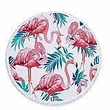 Vesub Druck, Strandtuch, Flamingo, Soft-150inx150in Stil 6