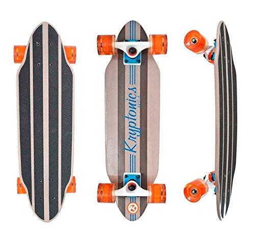 Cruiser Komplettboard Cali Groove 7.25 x 26 inch ()